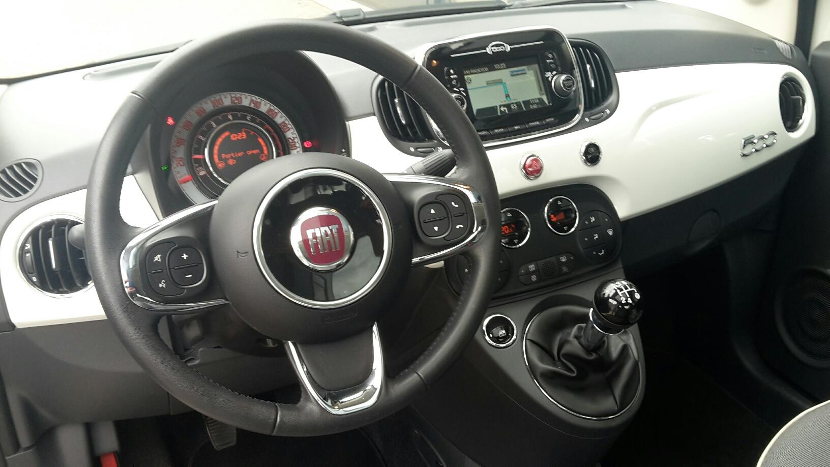 Fiat 500 TwinAir Lounge 80