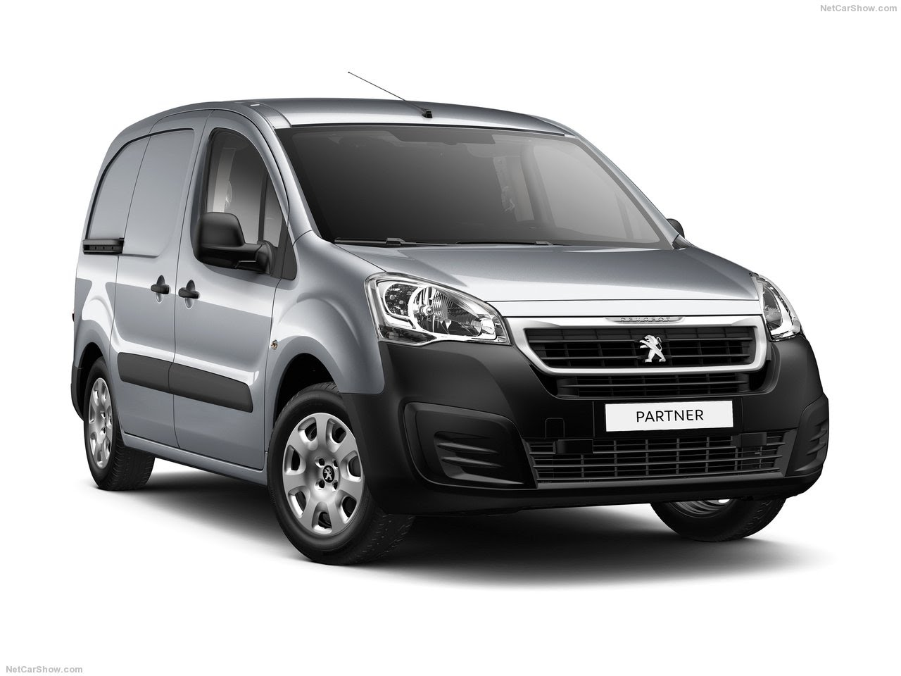 GR1 Bedrijfswagen: VW Caddy | Peugeot Partner
