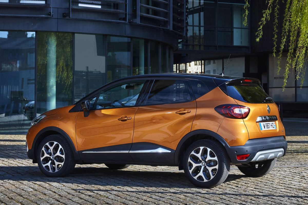 Renault Captur TCe 90 Limited