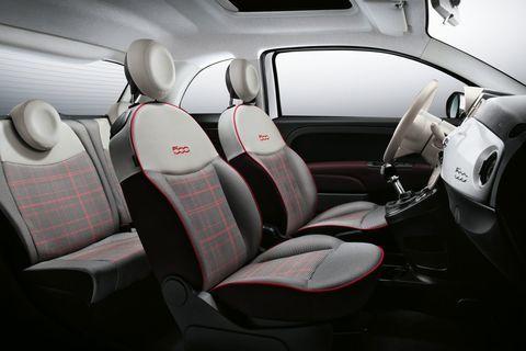 Fiat 500 Lounge Turbo