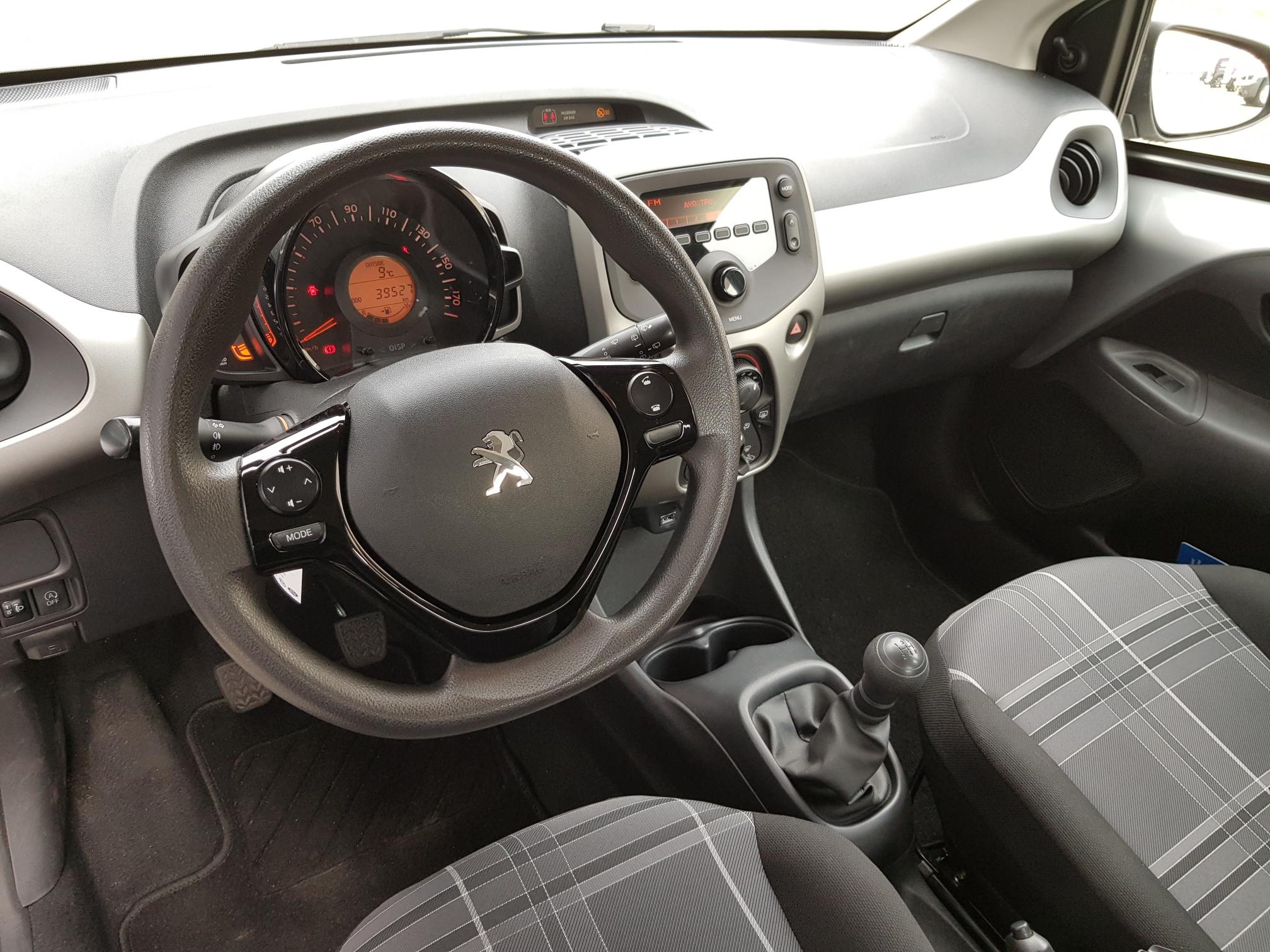 Peugeot 108 Active 5drs