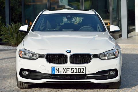BMW 320da Touring Saphir Sport