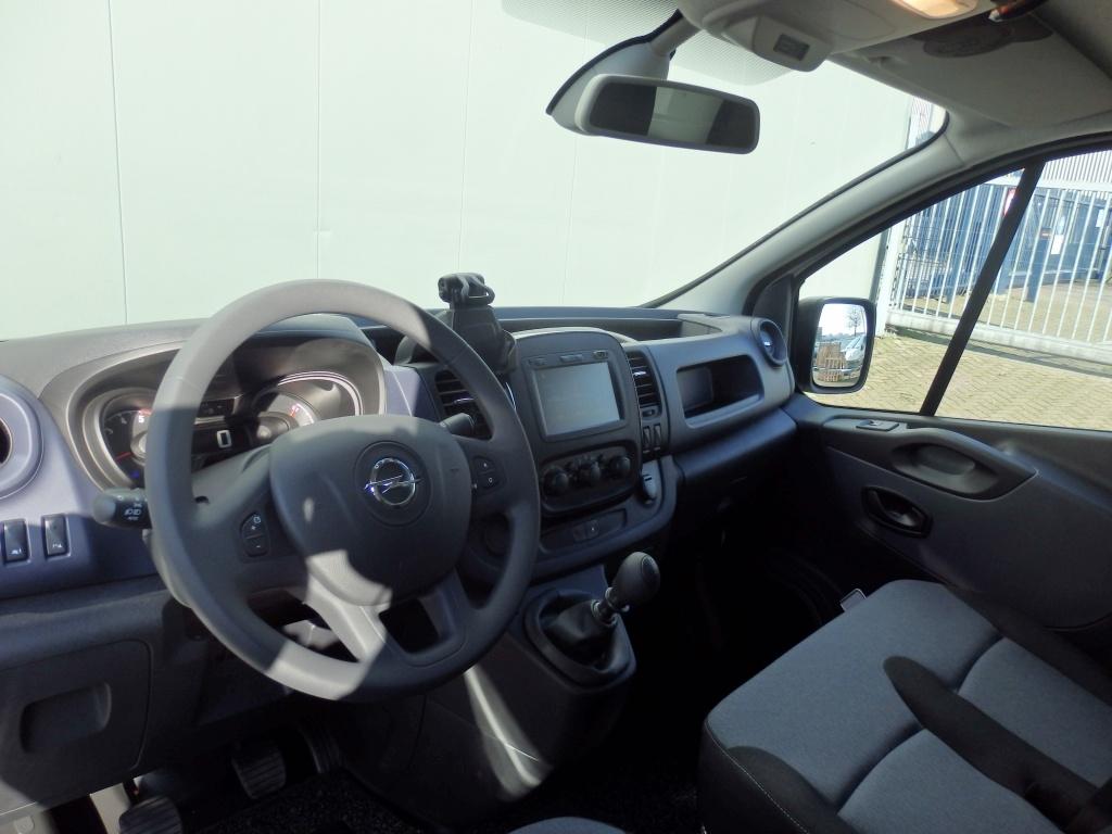 Opel Vivaro Bedrijfswagen Actie-Auto