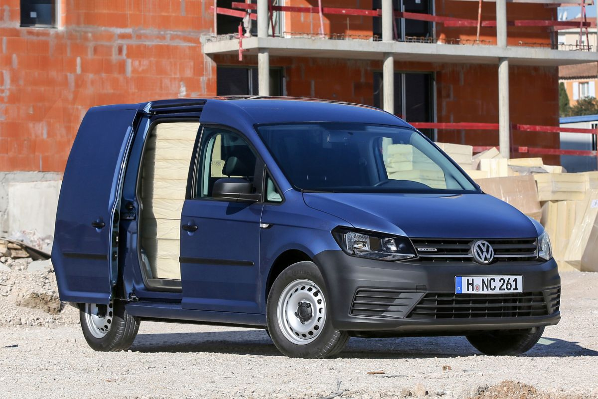 Volkswagen Caddy L1H1