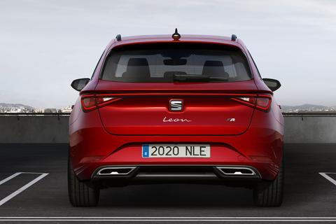 Seat Leon Sportstourer FR Business Intense