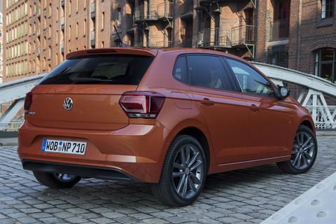 Volkswagen Polo Comfortline Business DSG